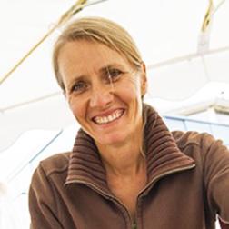 Anne PRIOT, agriculture biologique haute-loire